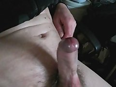 Cum cums out of my Horny Cock