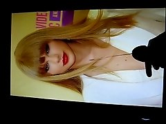 Taylor Swift Cum Tribute No. 7