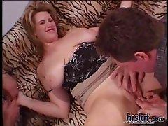 Lisa has got big boobs