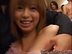 Hitomi Hayasaka pretty real asian foxy part2