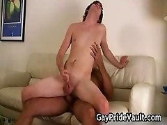 Horny gay bear fucking and sucking part6