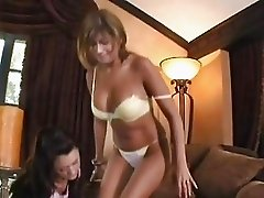 Eden Adams and Veronica Rayne show that every pussy has the same needs...