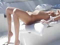 Amazing dream of elegant wow blonde