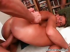 Two slutty hot girls gets pussy fucked part6