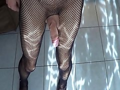 Fishnet body