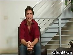Nick Torretto wanking his great college part4