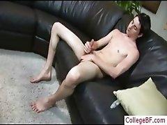 Alex Vaara busting his nuts 3