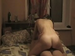 Blonde mature fuck part 4