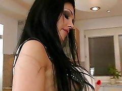 Aletta Ocean masturbating