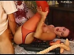 german pussy fist and anal fuck part 2