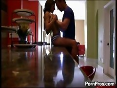 Teen couple film themselves fucking