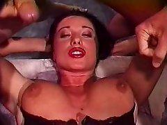 She love double anal