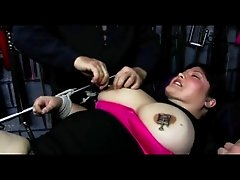 Kelly Shibari's Big Tit Punishment