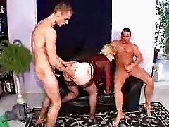 German Granny 3some M27