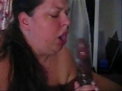 Very Sloppy Blowjob