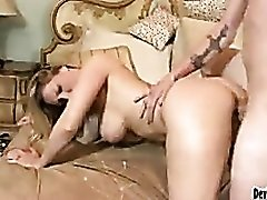 Devon Lee with big tits fucking hard