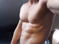 Muscle Cam Wank