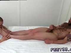 Gay young russian sex movie Derek Parker's Socks and Feet Wo