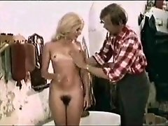 Horny Country Man Touches Small Tits Of Slim Teen
