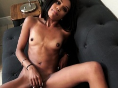 Ebony Teen Tiffany Nunez Needs To Pay Her Tuition