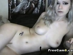Passionate Bitchy Blonde Seriously Seduces