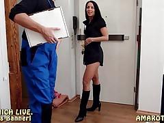Annabel-Massina: Mein 1. Anal - Orgasmus