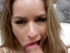 Naughty Teen Lilly Ford Gets Destroyed By Plumber