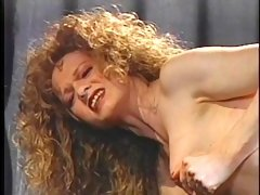 Tranny ho gets bound and spanked