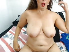 mature sweet thelma show nice naked with pussy 45m