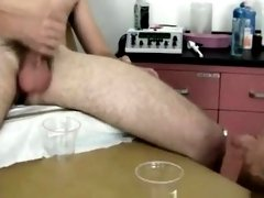 Boy being jerked off by gay doctor I left the exam room leav