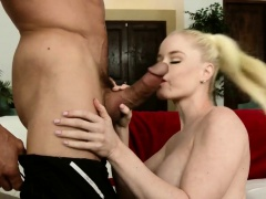 Blonde Slut Swinger Wife