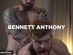 Bromo - Bennett Anthony with Jordan Levine at Inked Breeding Scene 1 - Trailer preview