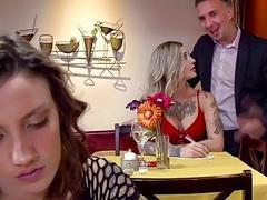 Kleio Valentien seduces her gfs hot bf