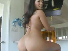 Sweet hot babe Asa Akira getting fucked
