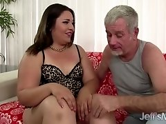 Gia Star - Chubby beauty Gia Star hardcore sex