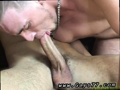 Straight men licking pussy gay Jesse got in behind him,