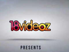 18 Videoz - Victoria - He splashes his cum on young Lucie