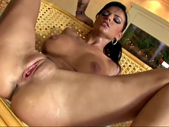 big tits takes cock in the jacuzzi