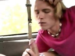 Teen boy voyeur public movies gay Dick Lover On The BaitBus