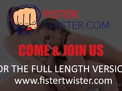 Fistertwister - Vinna Wants It Rough - Brutal Fisting