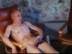 Older men masturbation