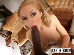 Buxom blondie with lengthy hair, Jane Darling and Lexington Steele are having insane intercourse escapade