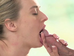Natalia Sucking Cock And Getting Fucked