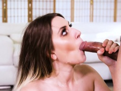 Deep throating wam babe