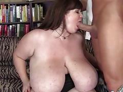 Fattylicious Babe Bouncy And Wavey Fucking Scene