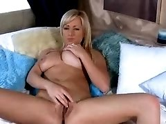 Very Busty Teen Bounces Her Tits