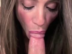 Ariella Ferrera POV Blowjob