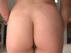 Sweetheart receives workout for her anal tunnel