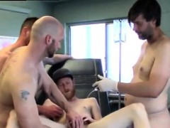 Twinks fisting gay porn movietures First Time Saline Injecti