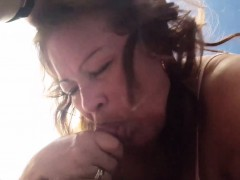 Getting a Blowjob from an Older Woman